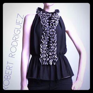 Robert Rodriguez beautiful sexy blouse 🔥
